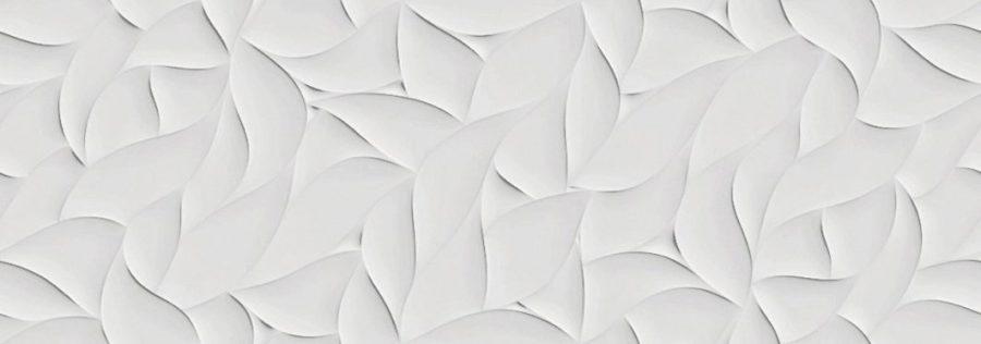 Porcelanosa Oxo Deco Blanco 31.6 x 90 cm