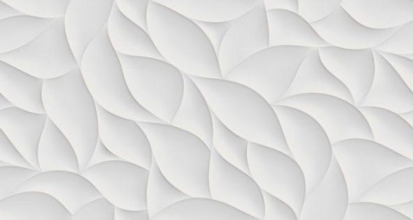 Porcelanosa Oxo Deco Blanco 31.6 x 59.2 cm