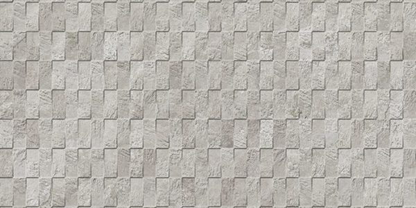 Porcelanosa Deco Mirage Silver 33.3 x 59.2 cm