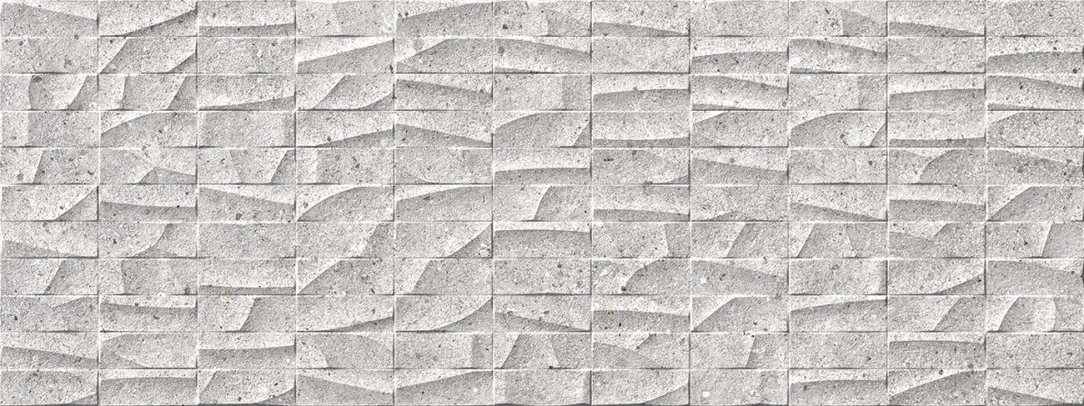 Porcelanosa Mosaico Prada Acero Tile 45 x 120 cm