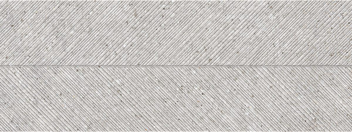 Porcelanosa Spiga Prada Acero Tile 45 x 120 cm