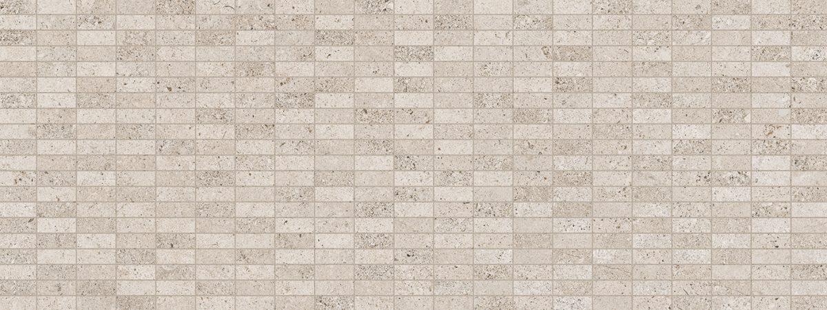 Porcelanosa Mosaico Mosa-River Caliza Tile 45 x 120 cm