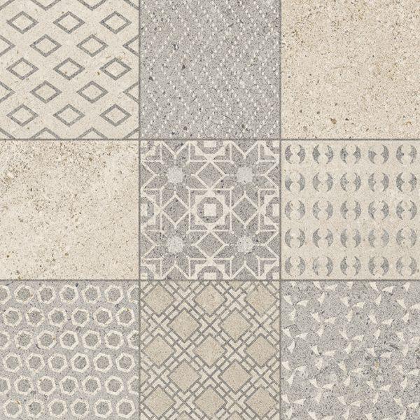 Porcelanosa Deco Mosa-River Tile 59.6 x 59.6 cm