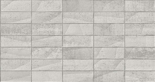 Porcelanosa Mosaico Nantes Acero 31.6 x 59.2 cm