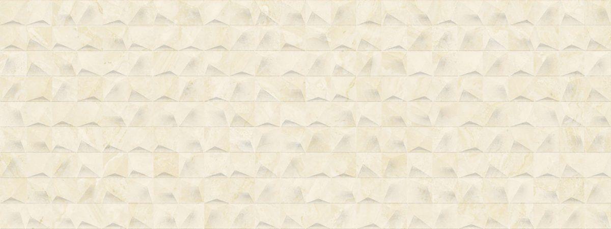 Porcelanosa Cubik Indic Marfil Gloss Tile 45 x 120 cm