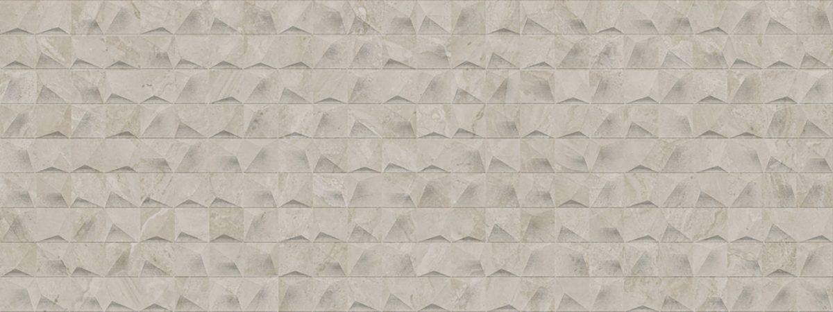 Porcelanosa Cubik Indic Gris Gloss Tile 45 x 120 cm