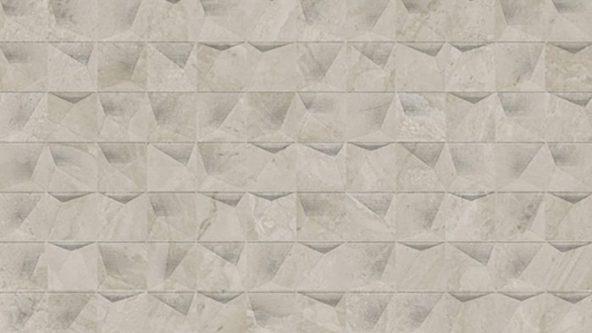 Porcelanosa Cubik Indic Gris Tile 33.3 x 59.2 cm