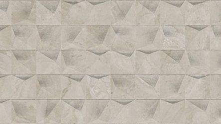 Porcelanosa Cubik Indic Gris Tile 25 x 44.3 cm