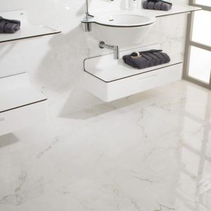 Porcelanosa Bianco Carrara Tiles