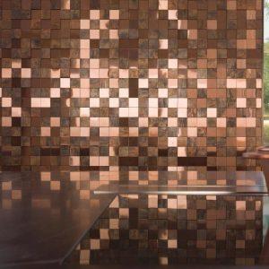 Porcelanosa Metal Tiles