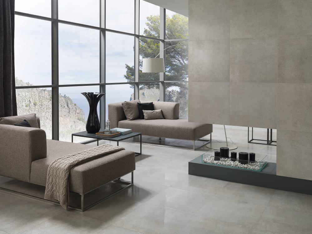 Porcelanosa Concept Natural Installation Photo
