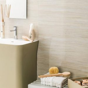 Porcelanosa Travertino Tiles