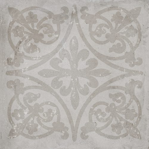 Porcelanosa Deco Harlem Acero 59.6 x 59.6 cm
