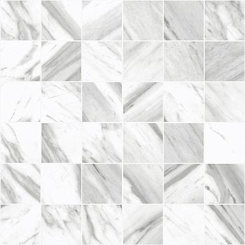 Porcelanosa Soul White Pulido Mosaic 29.7 x 29.7 cm