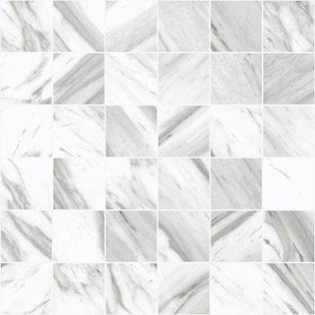 Porcelanosa Soul White Nature Mosaic 29.7 x 29.7 cm