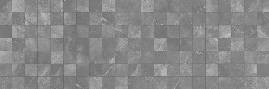 Porcelanosa Mosaico Marmol Gris 33.3 x 100 cm