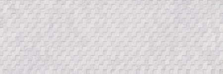 Porcelanosa Deco Mirage White 33.3 x 100 cm