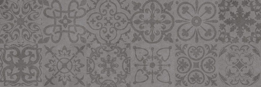 Porcelanosa Deco Frame Dark 33.3 x 100 cm
