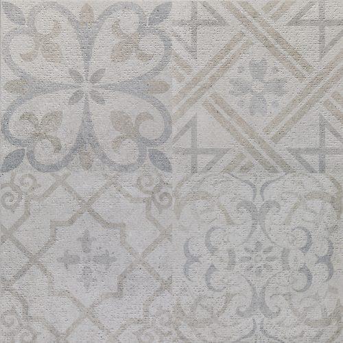 Porcelanosa Deco Frame Clear 59.6 x 59.6 cm