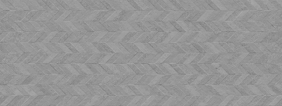 Porcelanosa Pierce Silver 45 x 120 cm