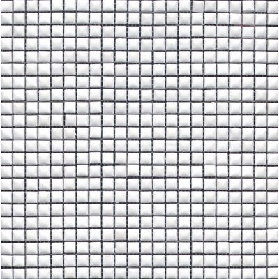 Porcelanosa Air White Mosaic Wall Tile 30 x 30