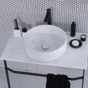 Porcelanosa Air Dots White 31 x 32.4 3
