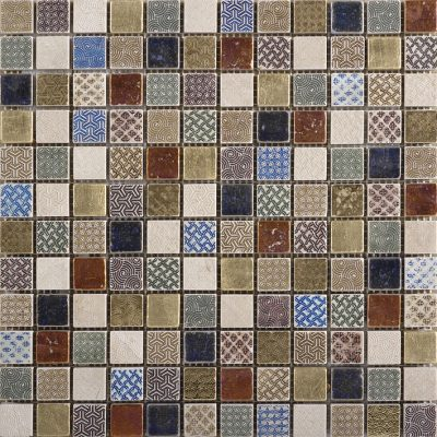 Porcelanosa Ancient Bath Mosaic 30.5 x 30.5 cm