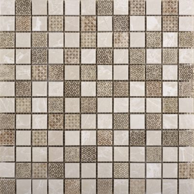 Porcelanosa Ancient Earth Mosaic Tile 30.5 x 30.5 cm