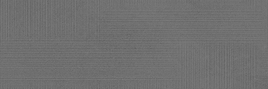 Porcelanosa Croix Graphite Tile 33.3 x 100