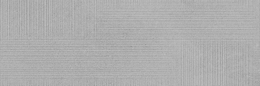 Porcelanosa Croix Ash Tile 33.3 x 100 cm