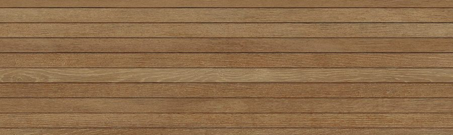 Porcelanosa Loweer Tanzania Walnut Tile 33.3 x 100 cm