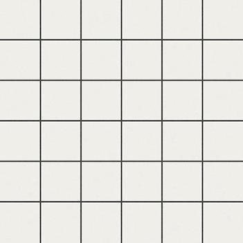 Porcelansoa Town White Pulido Mosaic Tile 29.7 x 29.7 cm