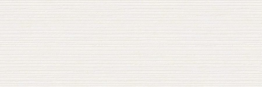 Porcelanosa Avenue White Tile 33.3 x 100 cm
