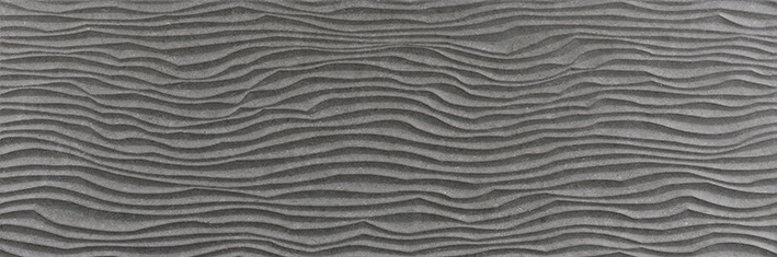 Porcelanosa Park Dark Grey Tile 33.3 x 100 cm