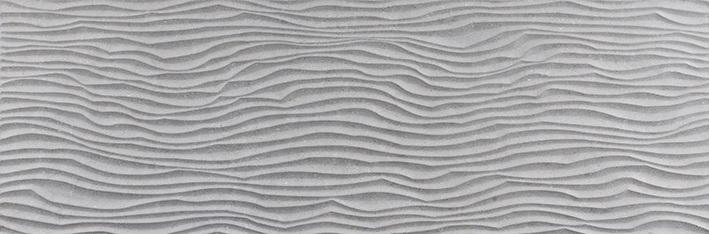 Porcelanosa Park Gray Tile 33.3 x 100 cm