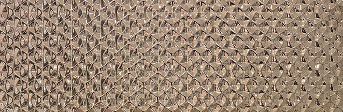 Porcelanosa Artis Bronze Tile 33.3 x 100 cm