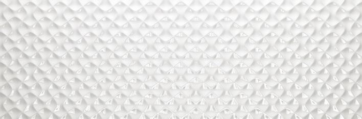 Porcelanosa Artis White Tile 33.3 x 100 cm