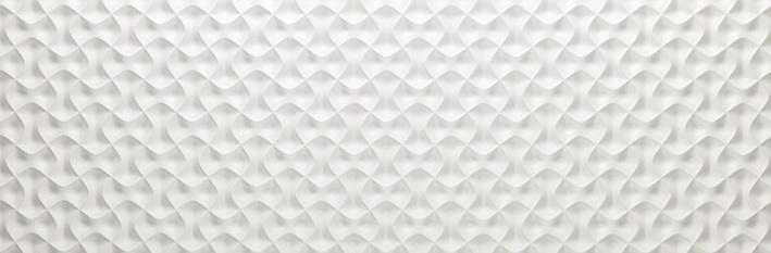 Porcelanosa Artis White Matt Tile 33.3 x 100 cm