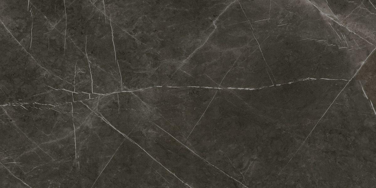 Porcelanosa Savage Dark Polished Tile 120 x 250 cm