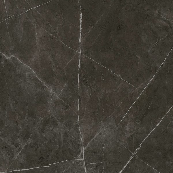Porcelanosa Savage Dark Polished Tile 100 x 100 cm