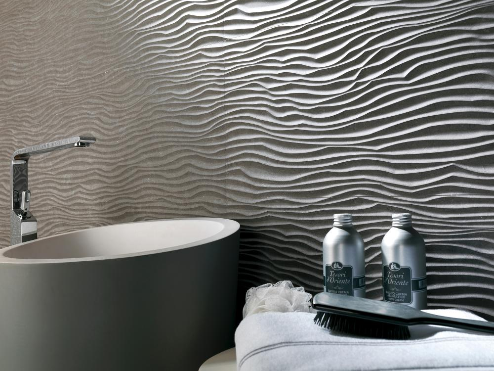 Porcelanosa Park Dark Grey 33.3 x 100 cm