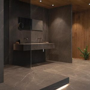 Porcelanosa Savage Dark Nature 120 x 120 cm Savage Dark Nature 120 x 250 cm