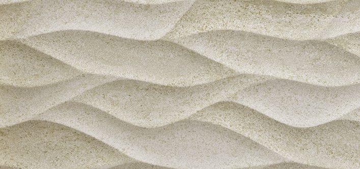 Porcelanosa Ona Beige Tile 33.3 x 59.2 cm