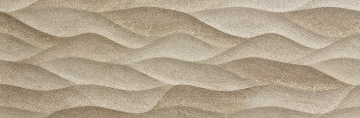 Porcelanosa Ona Marron Tile 33.3 x 100 cm