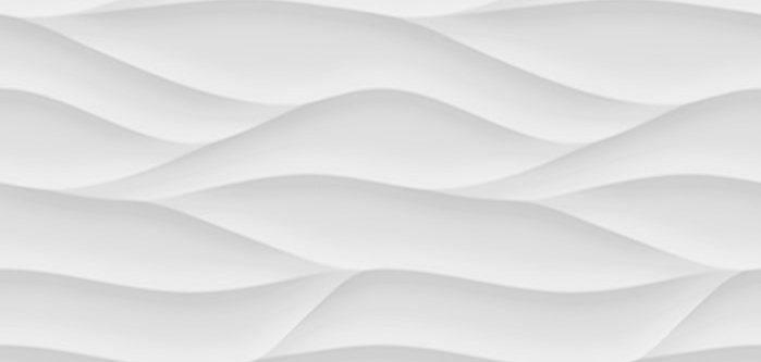 Porcelanosa Ona White Matt Tile 33.3 x 59.2 cm