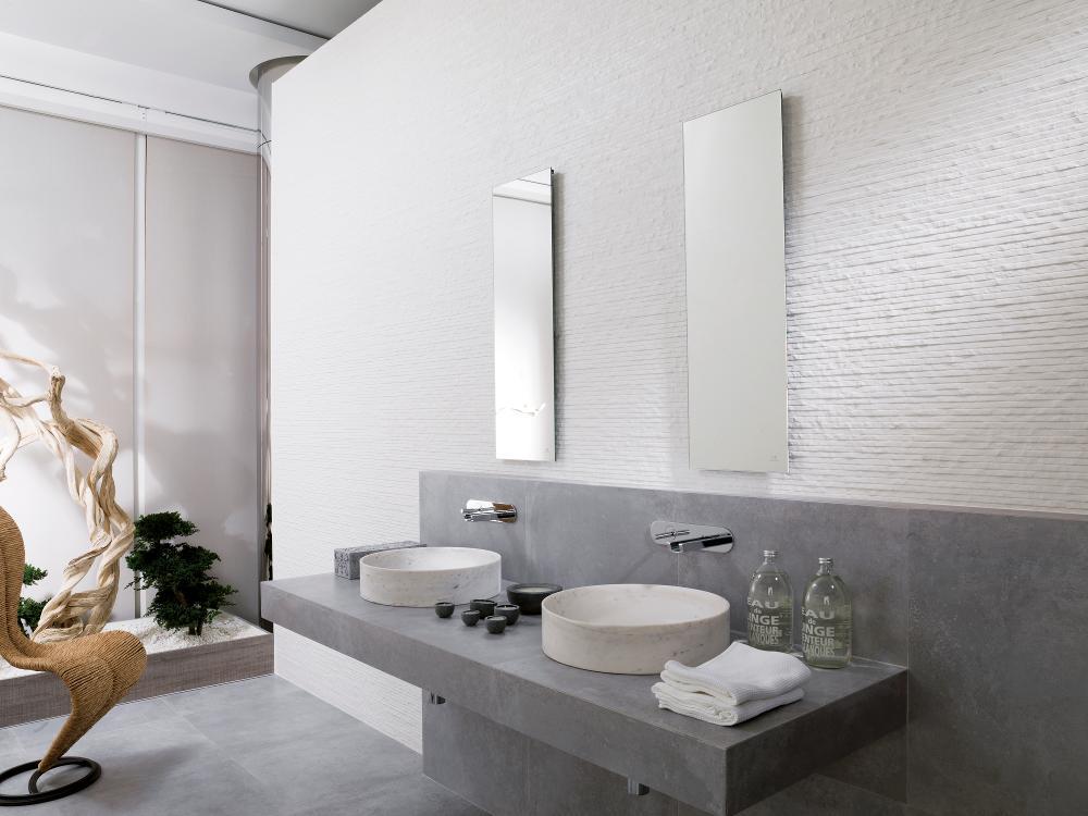 Porcelanosa Laja Blanco 33.3 x 100 cm