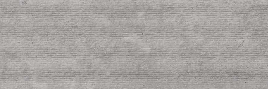 Porcelanosa Park Lineal Silver Tile 31.6 x 90 cm