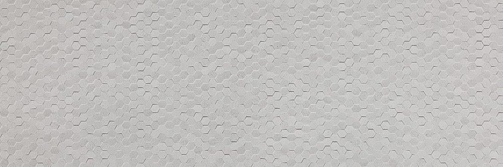 Porcelanosa Dubai Metropolitan Silver Tile 33.3 x 100 cm