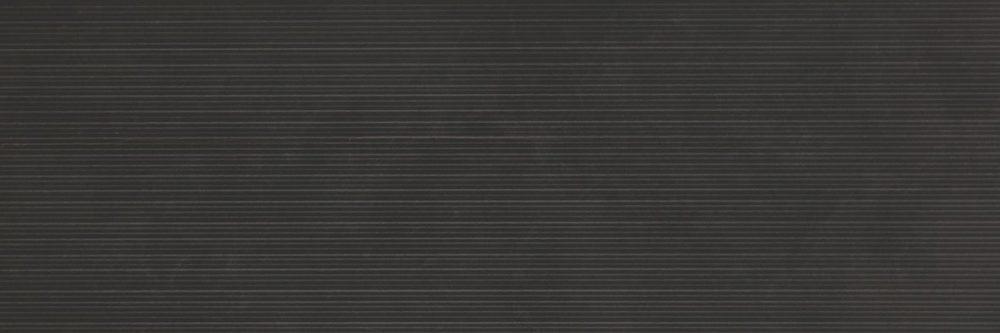 Porcelanosa Lines Magma Black 33.3 x 100 cm
