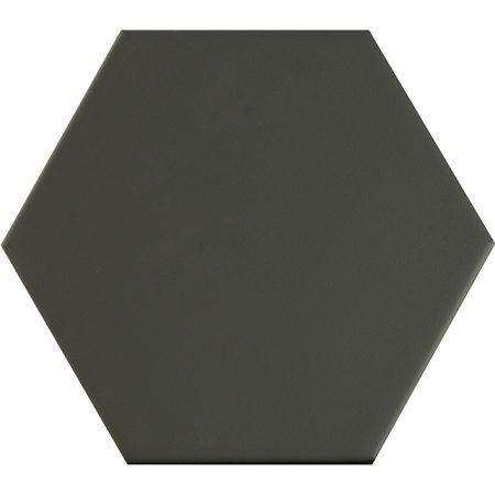 Porcelanosa Faces H1 Negro Tile 12.9 x 14.9 cm